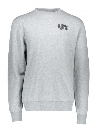 Small Arch Logo Sweater - Heather Grey