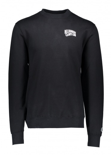 Small Arch Logo Sweater - Black