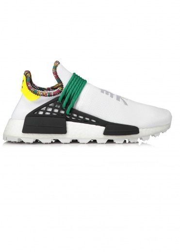 PW Solar Hu NMD - White / Green