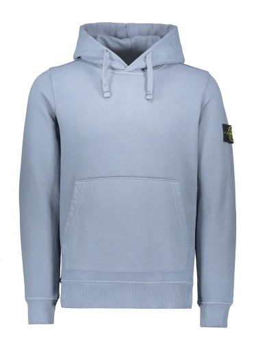 319d5a31 Hooded Sweatshirt - Dark Blue. Stone Island Stone Island Hooded Sweatshirt  ...