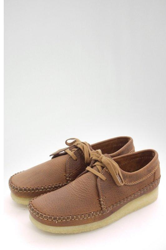 Weaver Leather Shoe Tan