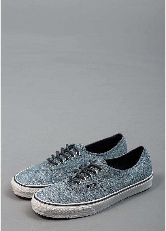 1312c93815c5ae Vans Authentic Grindle Shoes Dress Blue