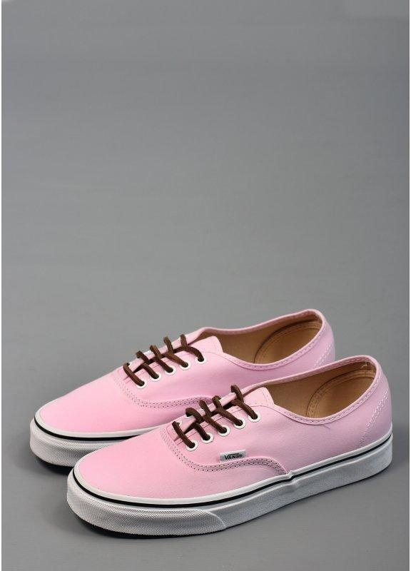 a0f7eeed25c11f Vans California Authentic Brushed Canvas Shoes Light Pink