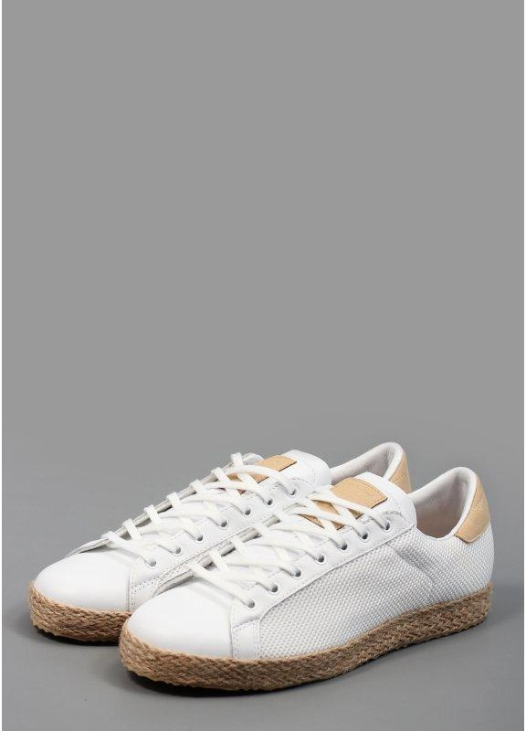 the best attitude 6f193 10768 x United Arrows Japan Pack Rod Laver White