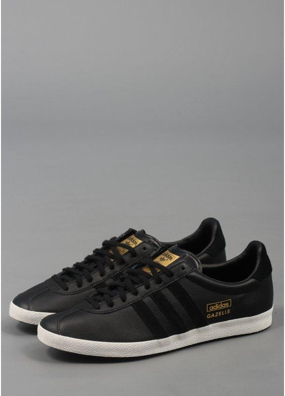 half off 6df59 83a9d Gazelle OG Leather Trainers Black