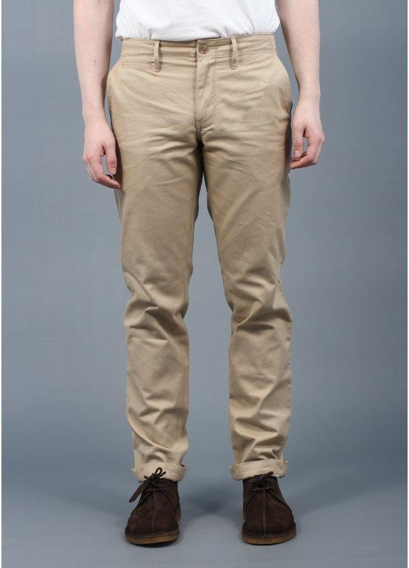 exclusive shoes undefeated x latest sale Lyle & Scott Vintage Classic Chino Trousers Sand