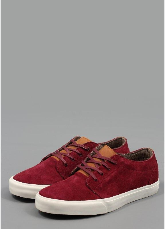 77f0aba1a3 Vans California 106 Vulcanized Suede Shoes Tawny Port