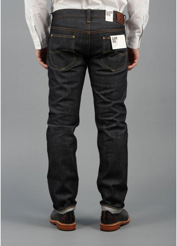 save up to 80% check out best cheap Lee 101 Rider Slim 13 ¾oz Dark Denim Jeans