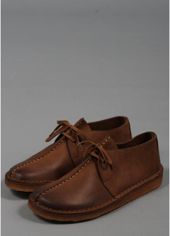 Clarks Originals Desert Trek Leather Shoes