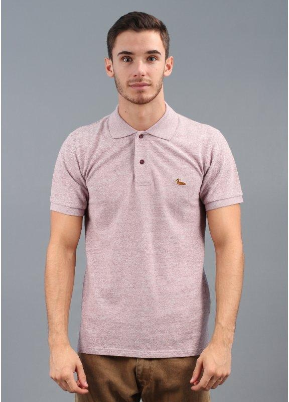 Carhartt Duck Polo Shirt Varnish Heather