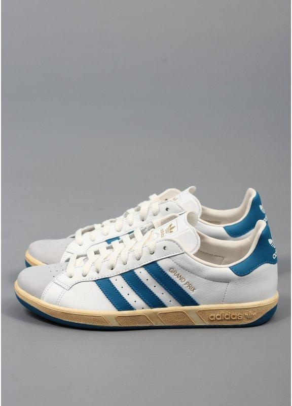 adidas Originals Footwear Grand Prix Trainers White