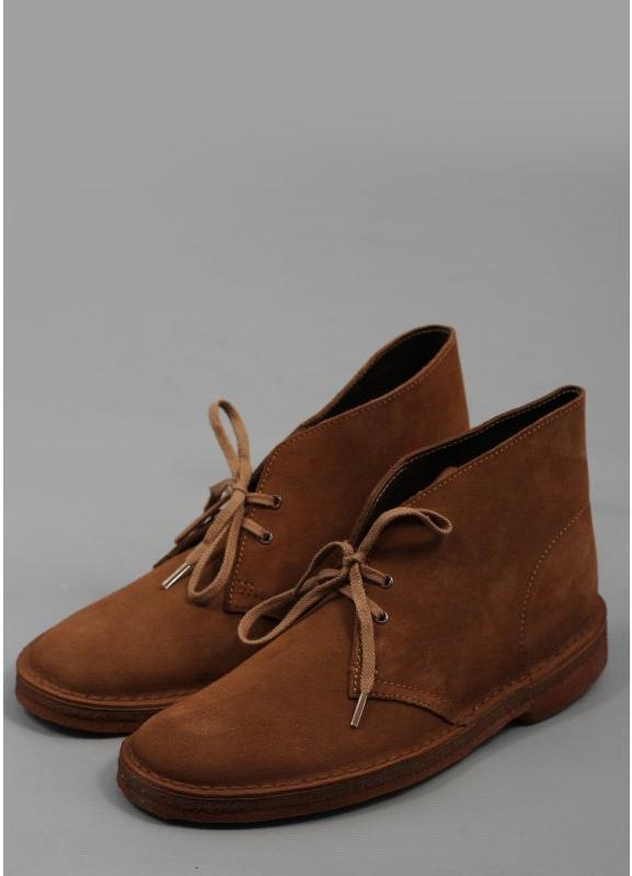 Clarks Originals Desert Boot Cola Suede Buy Clarks
