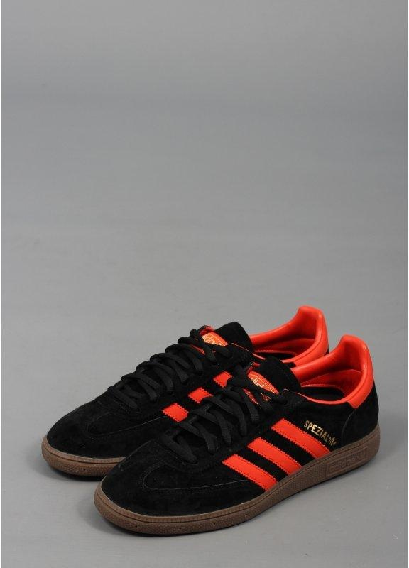 tonto Cinco Chicle  Adidas Originals Spezial Trainers Black/Red