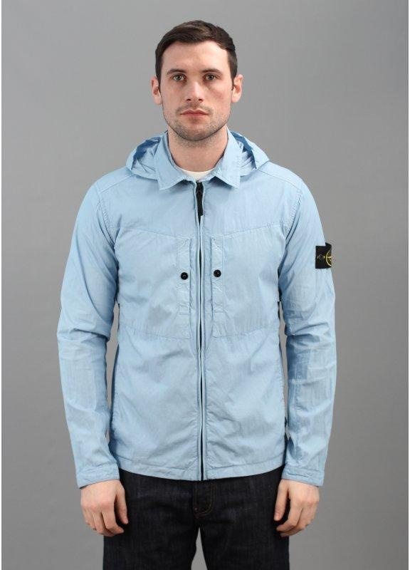 9b5dd9ff2b7e Home · Triads Mens · Outerwear · Jackets  Stone Island Over Shirt Light Blue.  Tap image to zoom. Over Shirt Light Blue · Over Shirt Light Blue