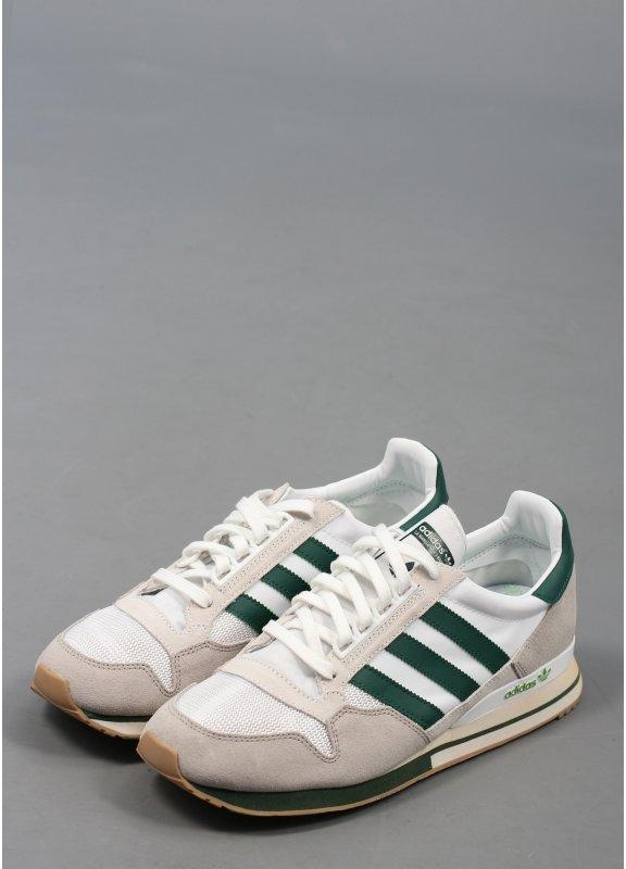 dc2e389bcf139 adidas Originals x United Arrows ZX 500 OG UA - Running White   Forest