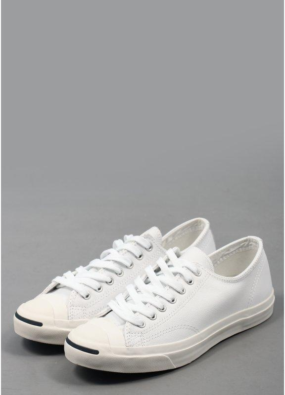 cb27b16c9d3d Converse Jack Purcell Leather - White Navy