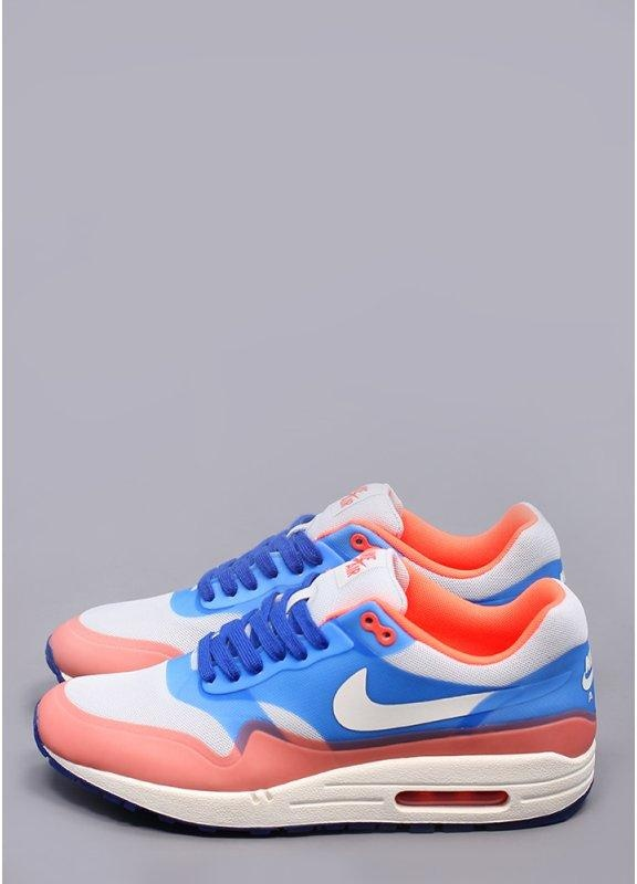 Nike Air Max 1 Orange And Blue leoncamier.co.uk