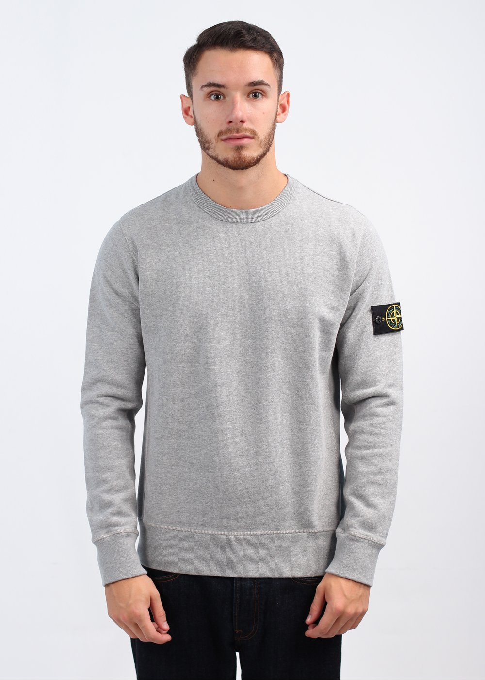 stone island sweatshirt dust. Black Bedroom Furniture Sets. Home Design Ideas