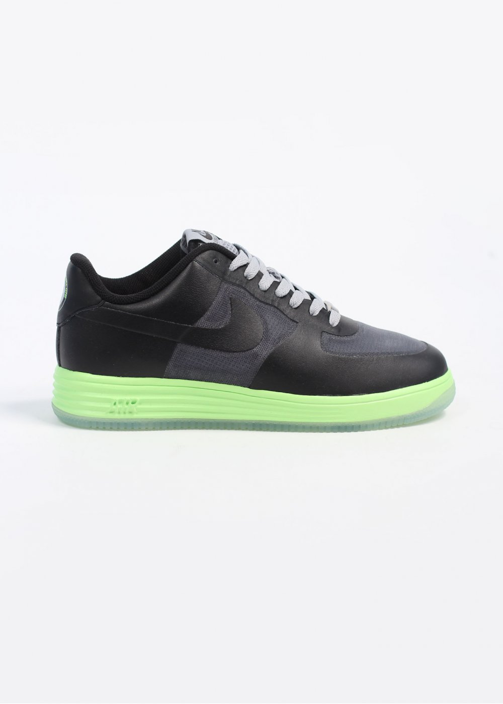 5f2f31ba7521 Lunar Force 1 Fuse Trainers - Grey   Green
