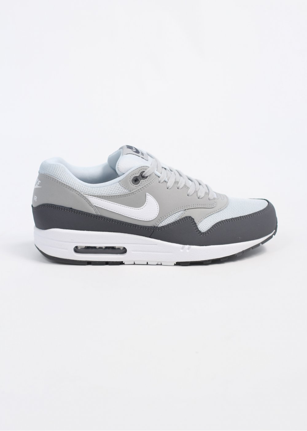 5cafaf98e20a Air Max 1 Essential Trainers - Dark Grey
