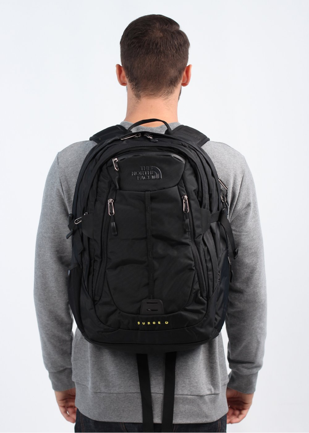 The North Face Surge 2 Charged Bag - Black 305eedb70