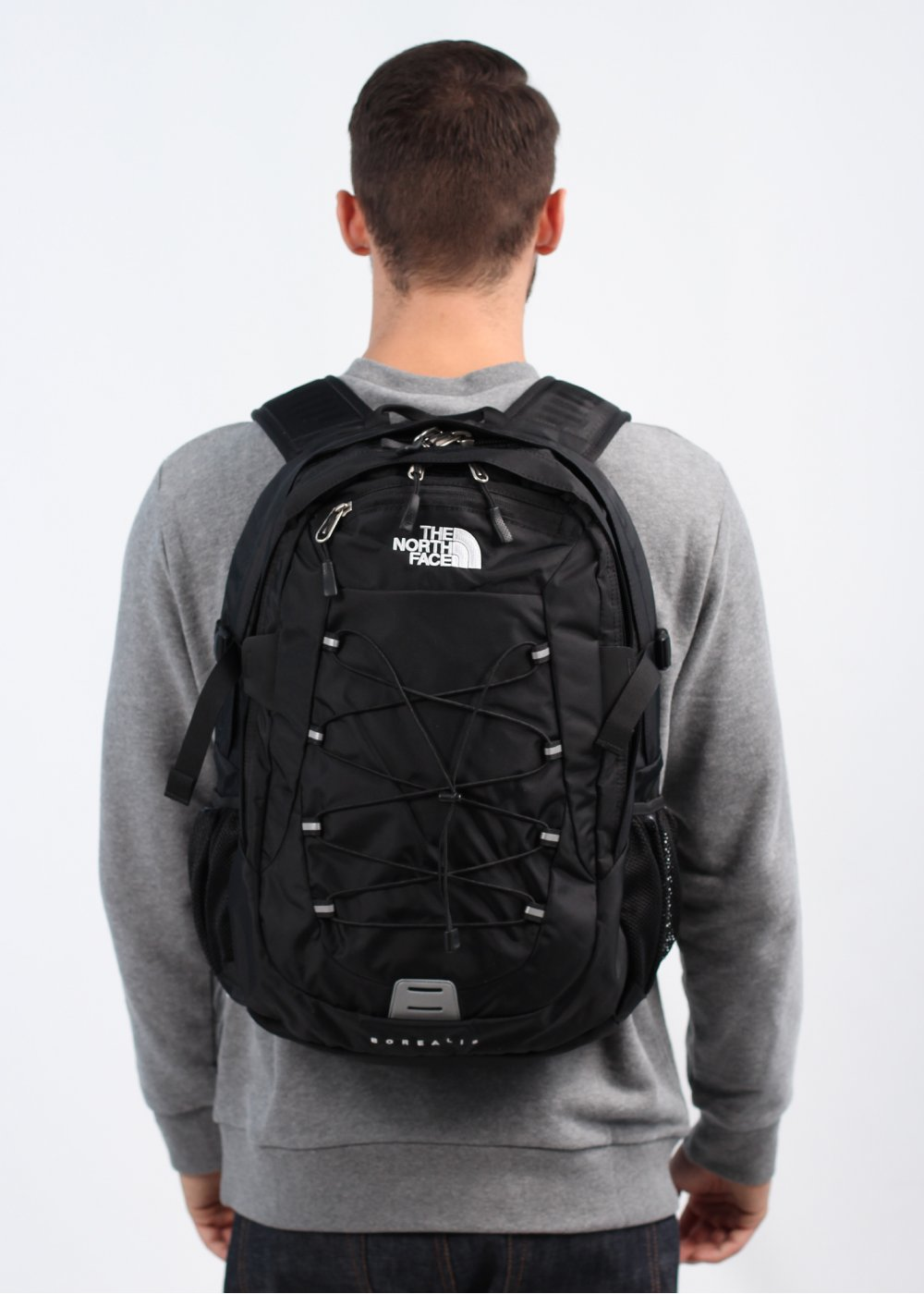 23b5a239b Black North Face Borealis Backpack Sale - CEAGESP