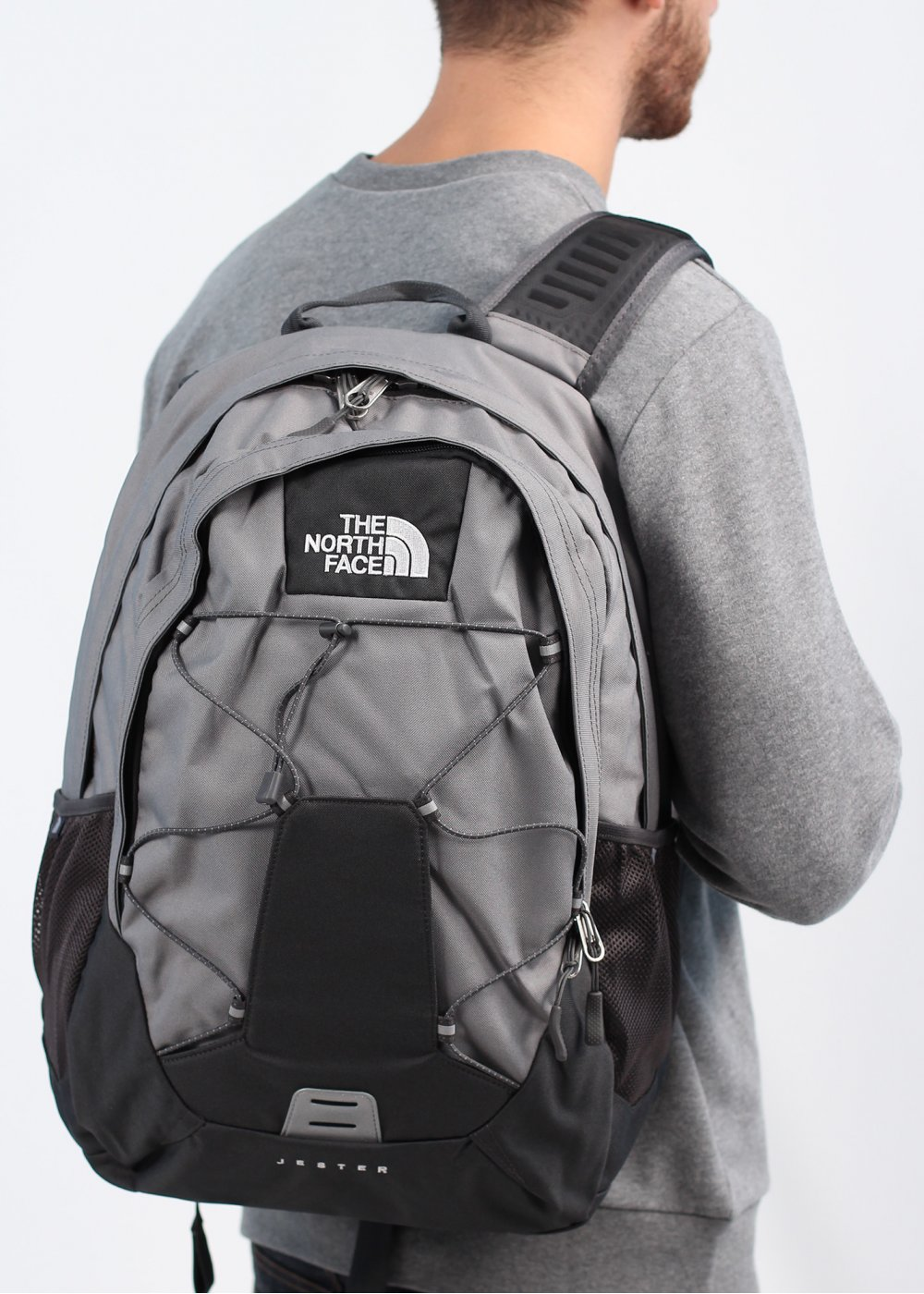 845ff088c The North Face Jester Backpack Bag - Grey