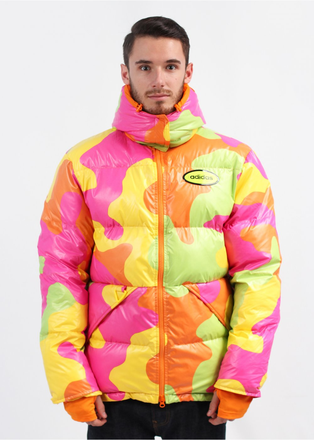 adidas x jeremy scott jacket