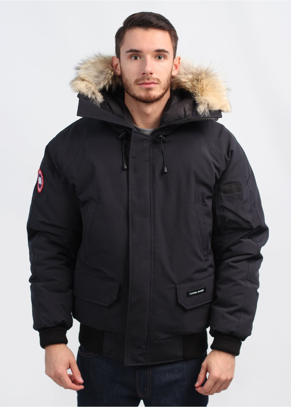 Chilliwack Bomber Jacket - Navy