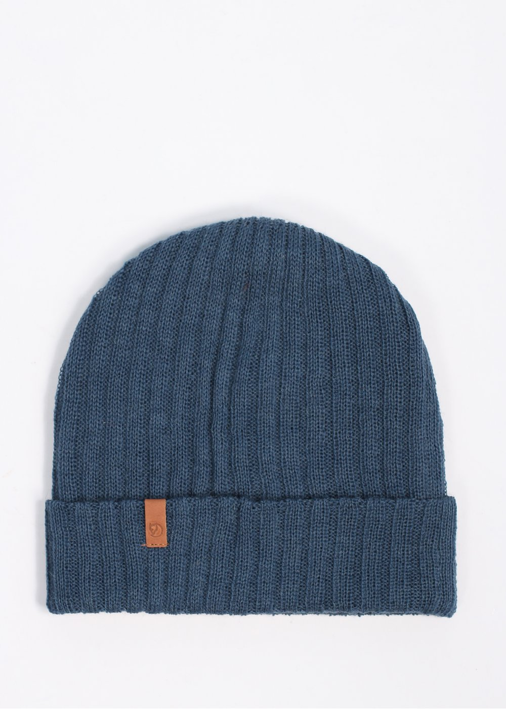 99f73c4f94880 Fjallraven Byron Thin Beanie Hat - Uncle Blue