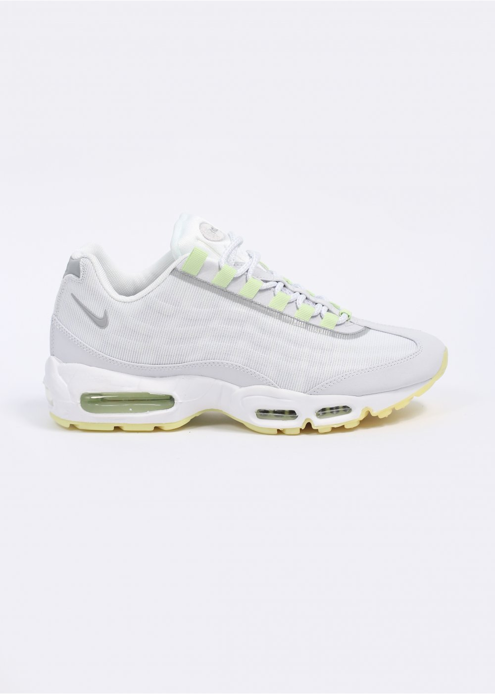 finest selection 99a12 d41a1 Air Max 95 Premium Tape  quot Glow in the Dark quot  Trainers - White