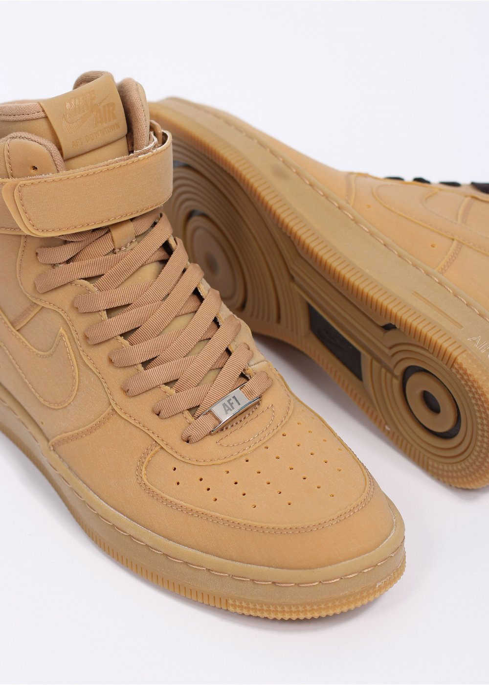100% authentic efb96 6f4ff nike air force 1 downtown mid