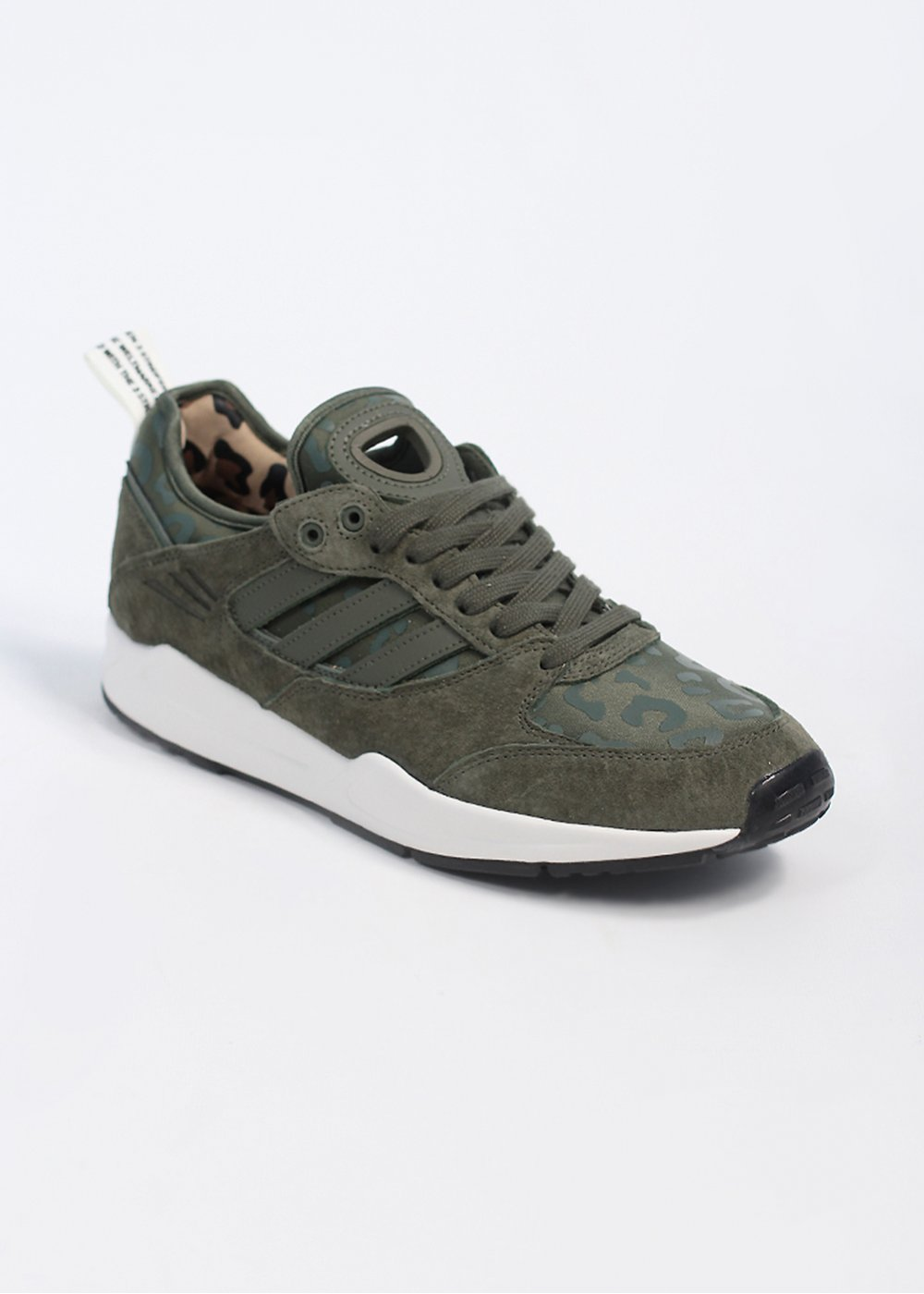 adidas Originals Footwear Tech Super 2.0 Leather Trainers Green