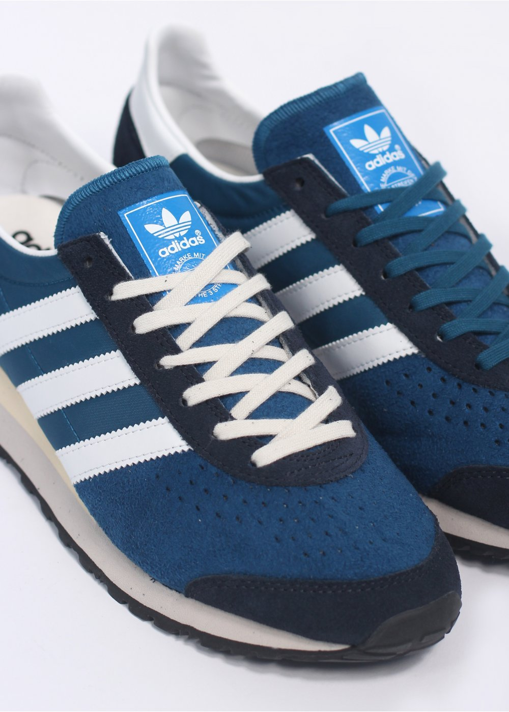 adidas marathon 85 tribe blue legend ink