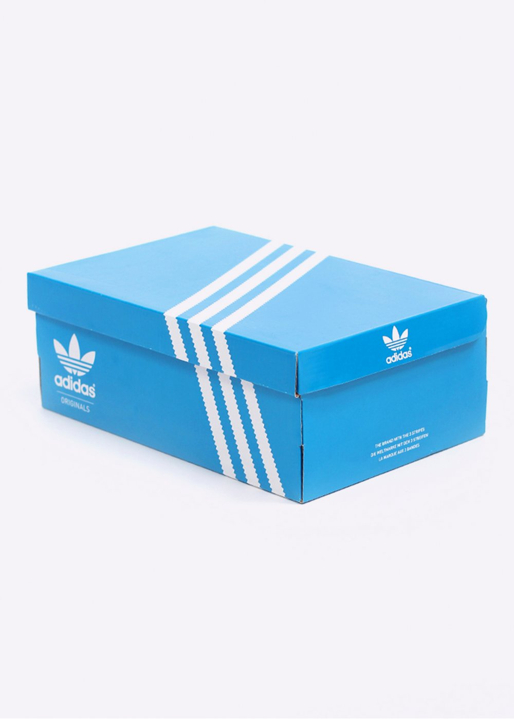 on sale b20d7 12a2f Gazelle OG Trainers - Air Force Blue   White