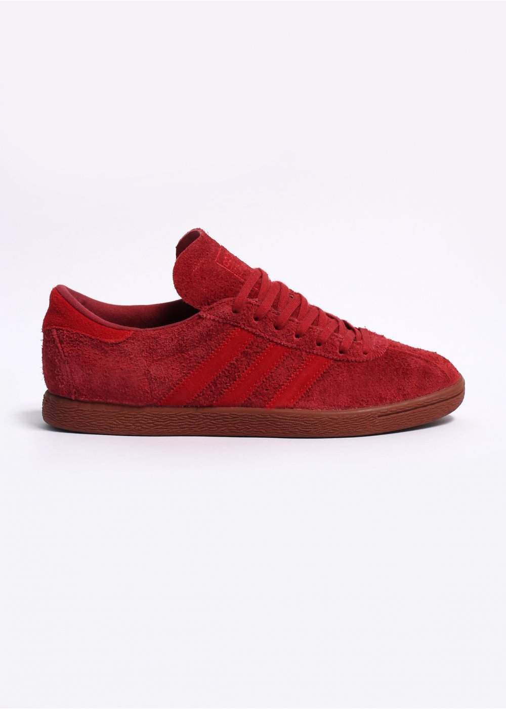 Tobacco Trainers - Nomad Red   Collegiate Red 74919972c