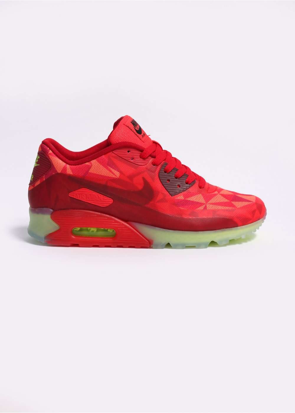 competitive price 5e68b e67f7 Air Max 90  quot Ice Pack quot  Trainers - Gym Red   University Red