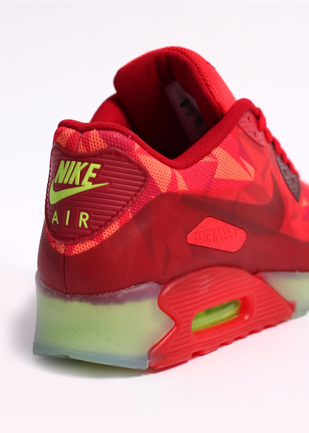 competitive price 1f016 09dcb Air Max 90 Ice Gym Red