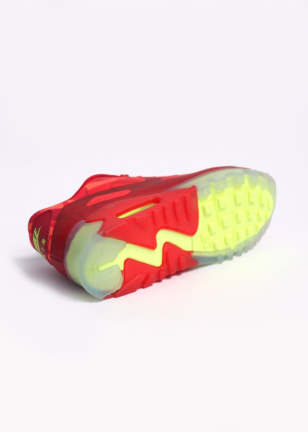 competitive price 2e4a5 fcc86 Air Max 90  quot Ice Pack quot  Trainers - Gym Red   University Red