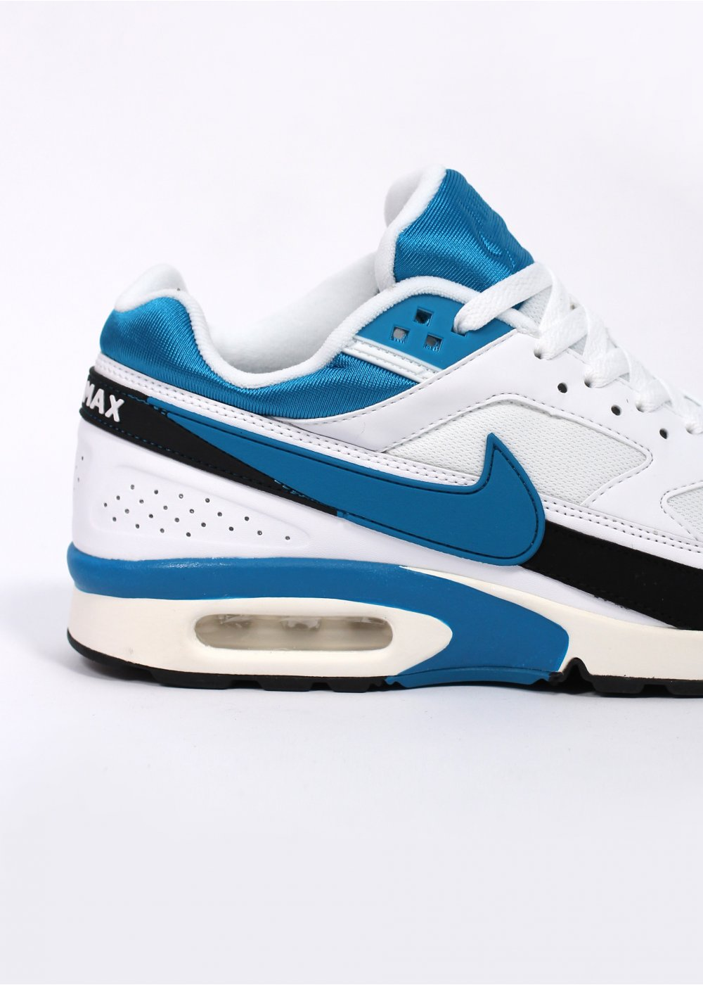 Nike Footwear Air Classic BW Trainers Imperial Blue Black Sail White
