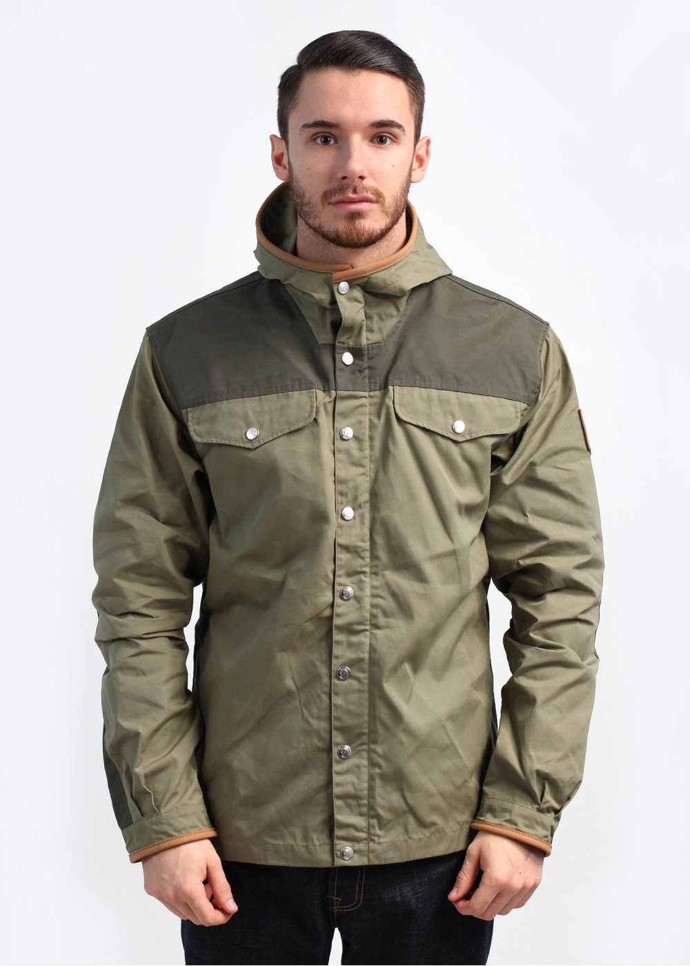 FJALLRAVEN Greenland No.1 Special Jacket - Green 03d8272106d
