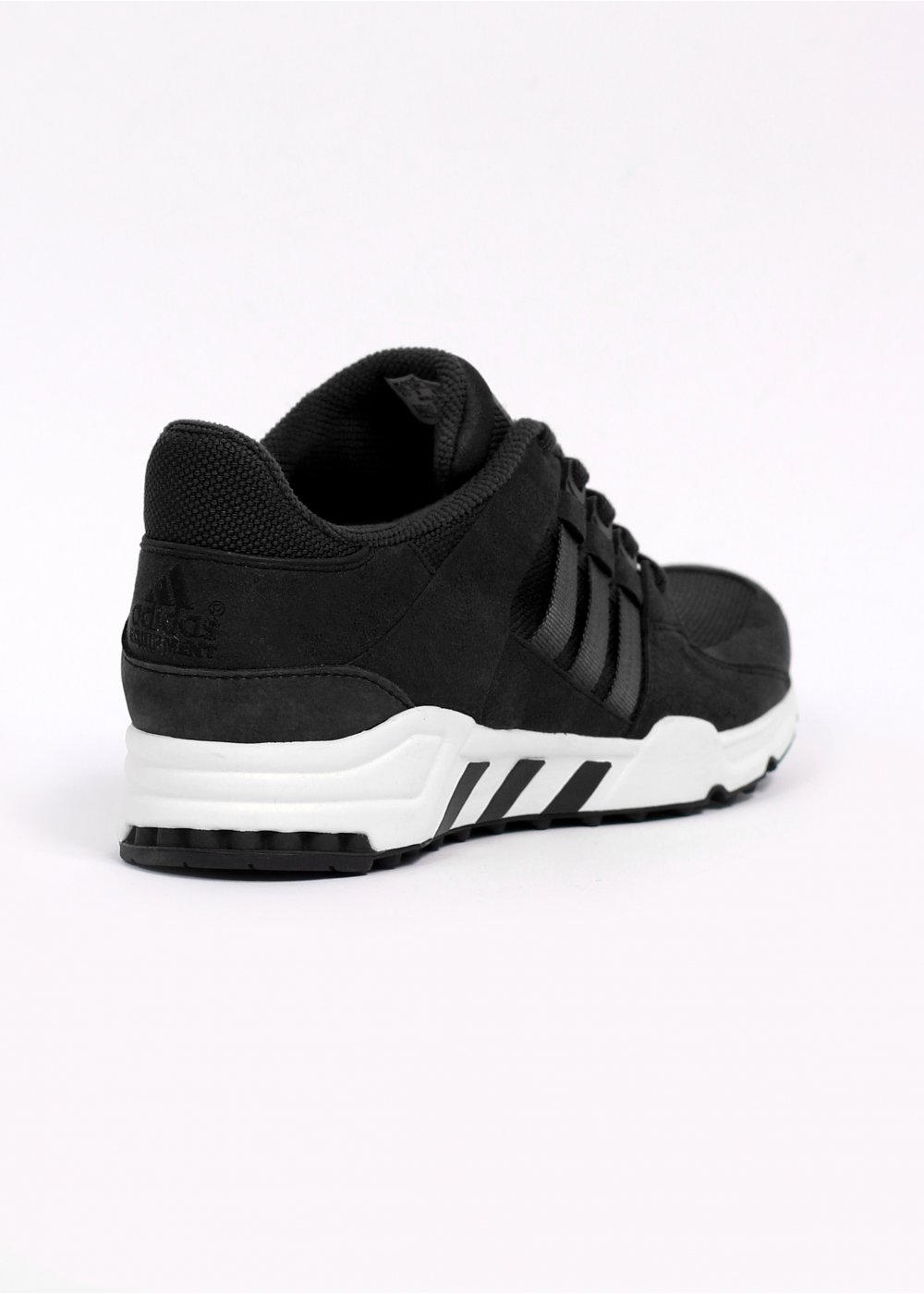 half off 1be8a 6df1e adidas Originals Footwear EQT Equipment Running Support 'New York' Trainers  - Black / White Vapour