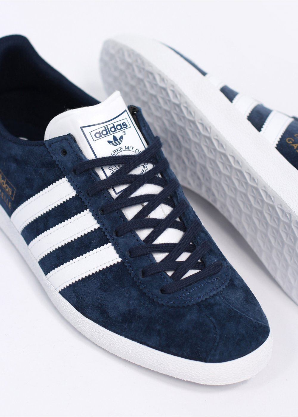 Buy adidas gazelle og navy > OFF61% Discounted