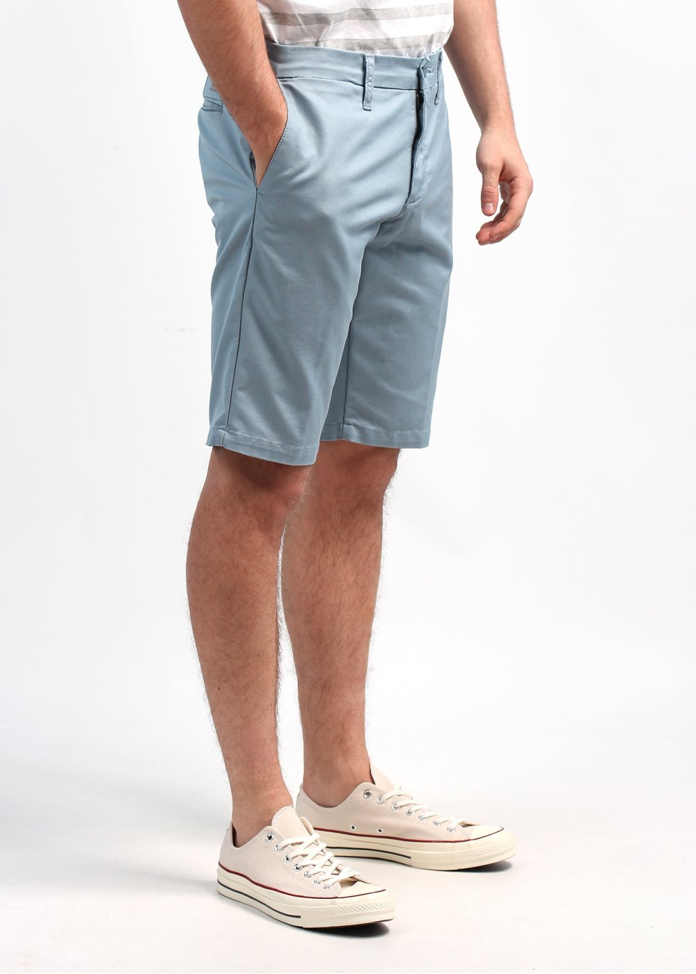 Ice Blue Shorts
