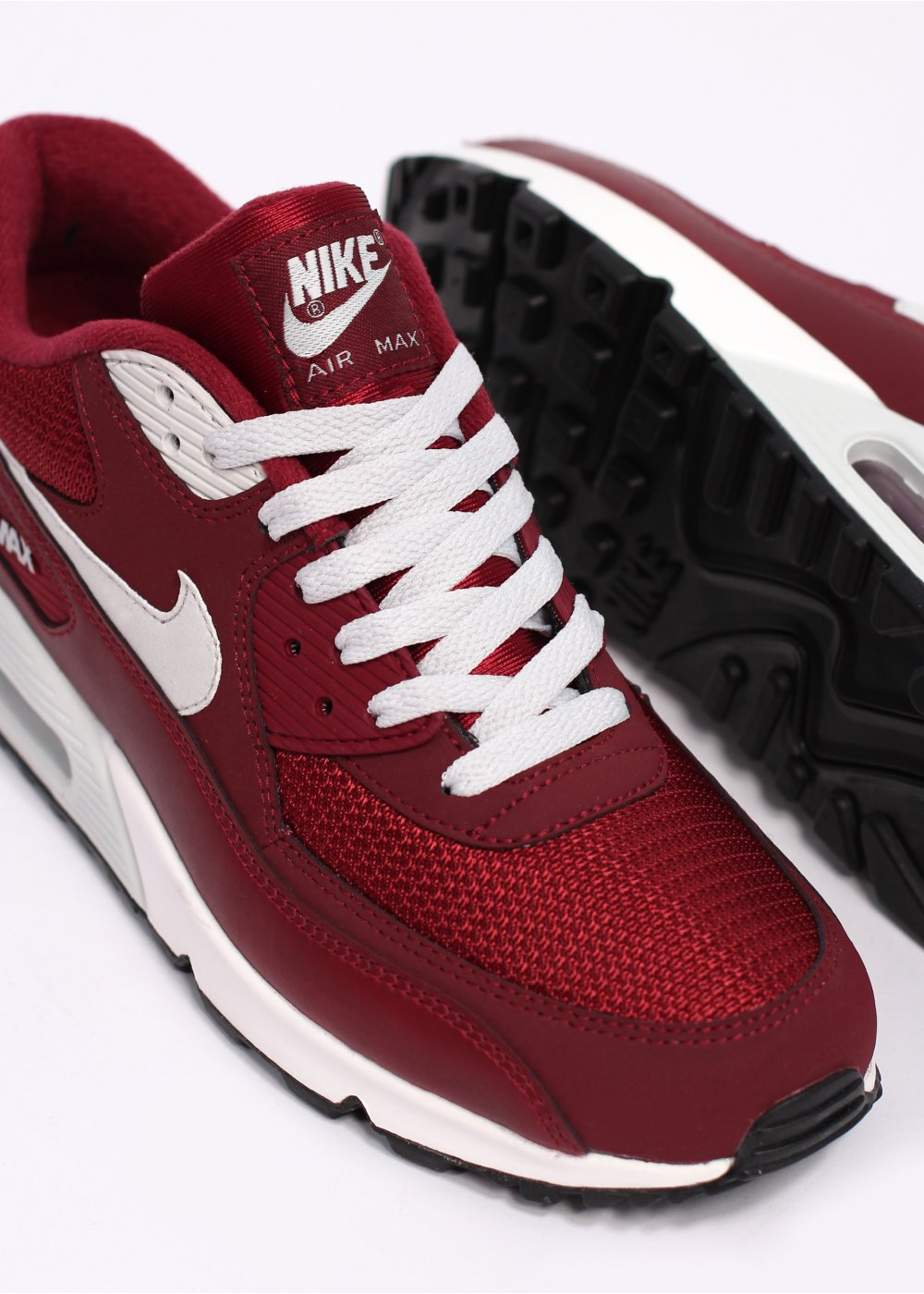 premium selection 6487a a21bc where to buy nike air max 90 essential gym red white black right c698c  acd62  sale air max 90 essential trainers team red sail 03732 f7706