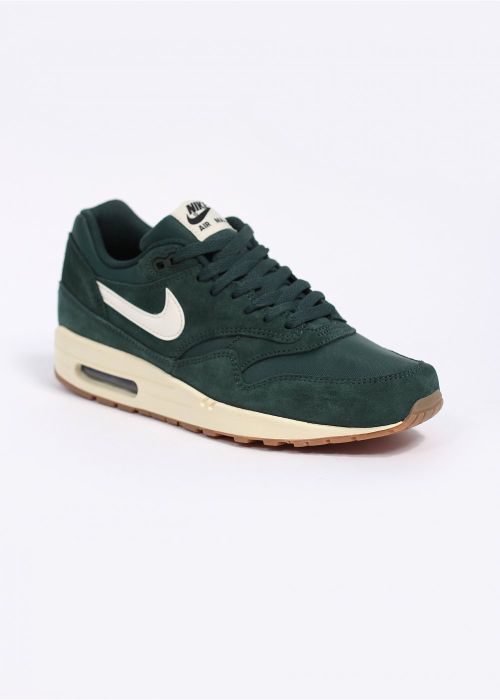 purchase cheap f7c06 78397 Air Max 1 Essential Trainers - Pro Green  Sail