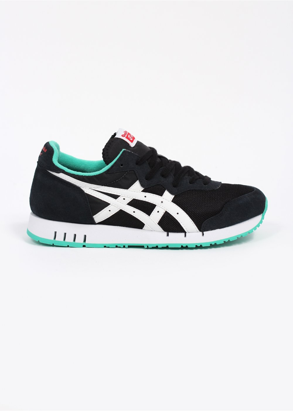 hot sale online fb28a 08c4a / Onitsuka Tiger X-Caliber Trainers - Black / White
