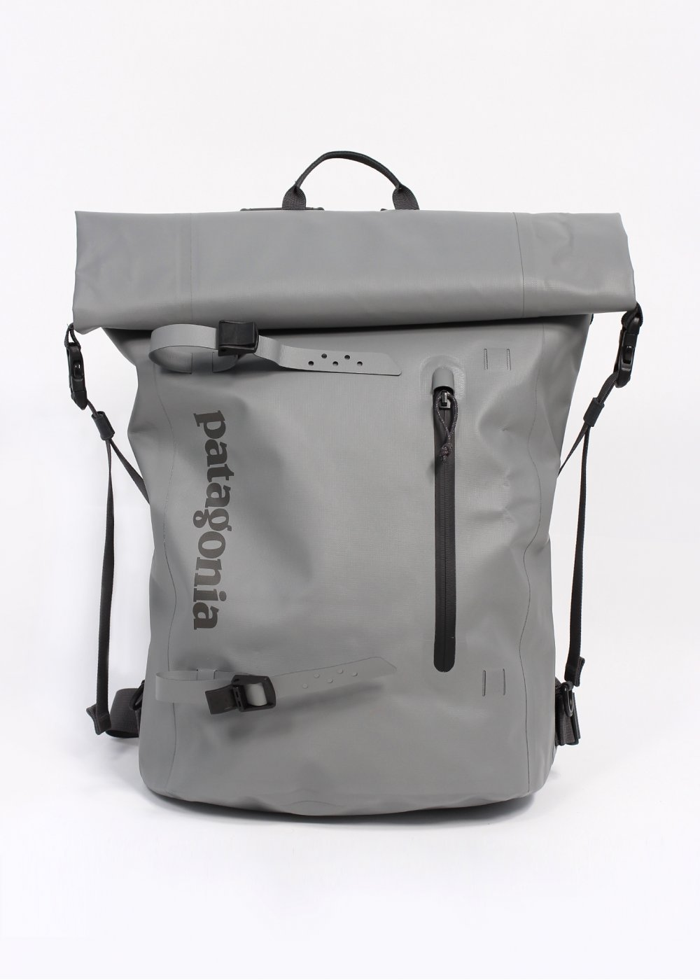 Patagonia Stormfront Roll Top 30l Backpack Grey