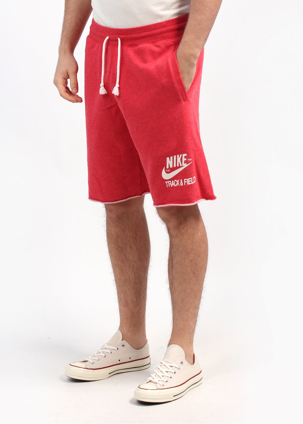 aeb7211442 Track & Field Alumni Shorts - Red