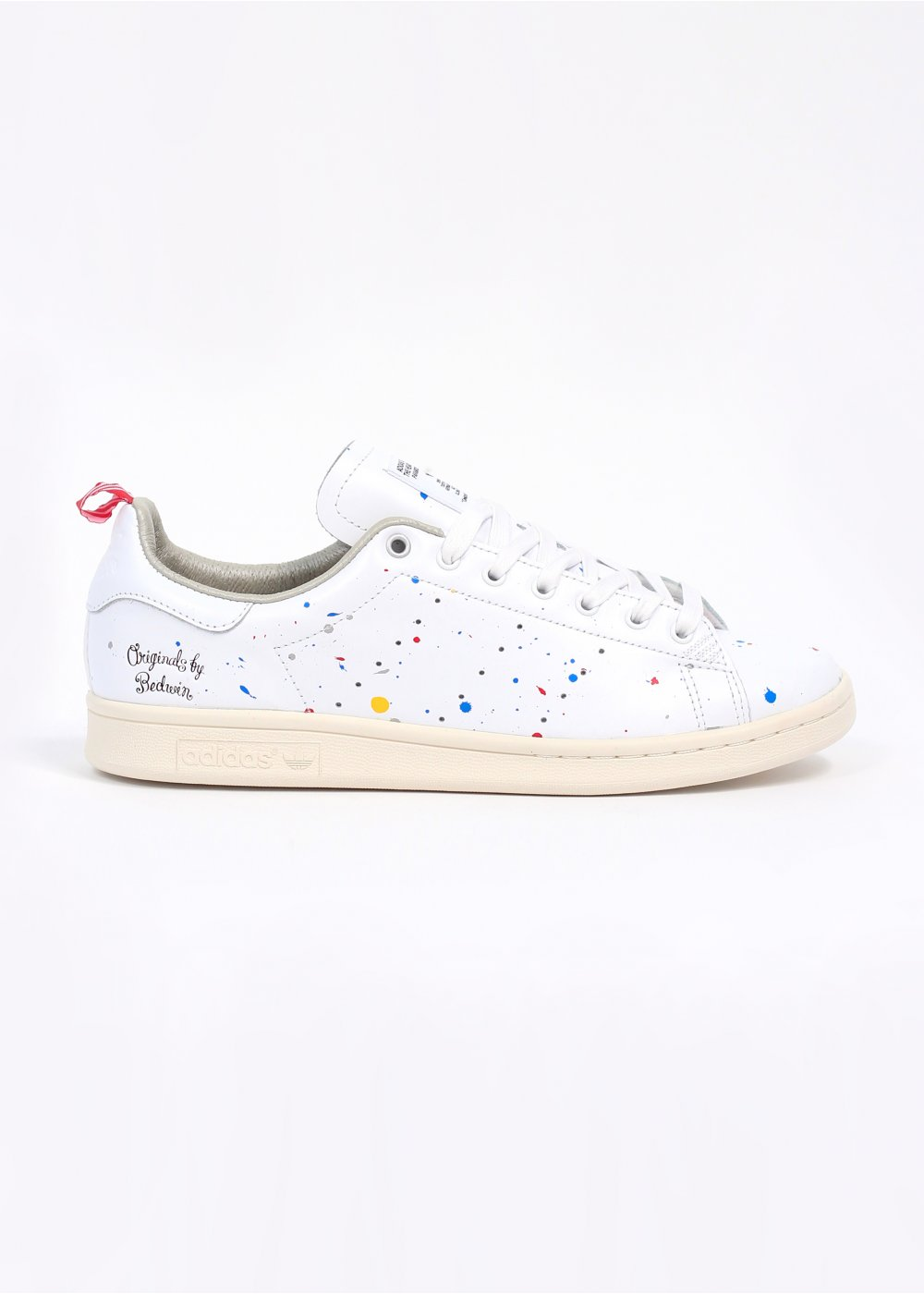 huge discount 8b022 dbbfa Stan Smith Trainers - Running White  Chalk